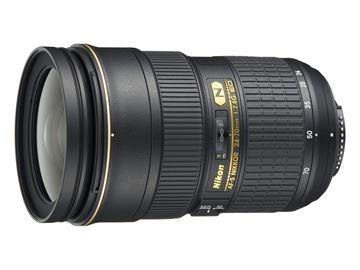 تصویر لنز دوربین عکاسی نیکون مدل 24-70mm F/2.8 G