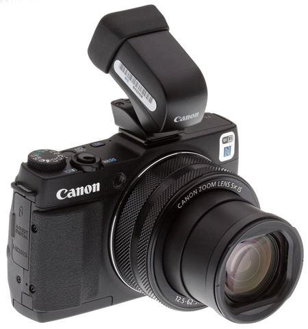 تصویر دوربین عکاسی دیجیتال کانن مدل G1XII