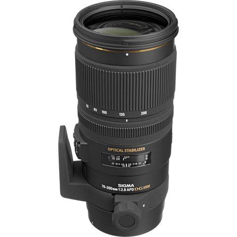 تصویر لنز دوربین عکاسی کانن مدل 70-200mm f/2.8 L USM