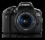 تصویر دوربین عکاسی دیجیتال کانن مدل 750D