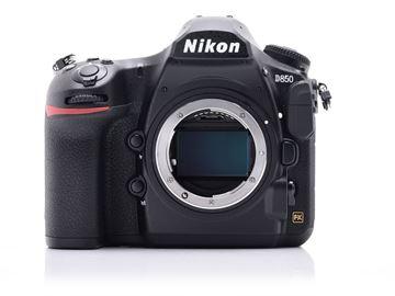 تصویر دوربین عکاسی دیجیتال نیکون مدل D850