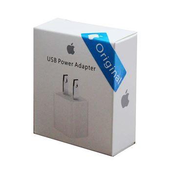 تصویر کابل و شارژر اپل سری آیفون