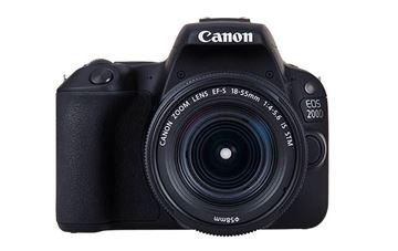 تصویر دوربین عکاسی دیجیتال کانن مدل  EOS 200D 18-55III