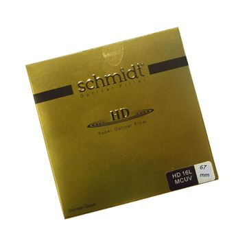 تصویر schmidt 67mm HD16L MCUV Fillter