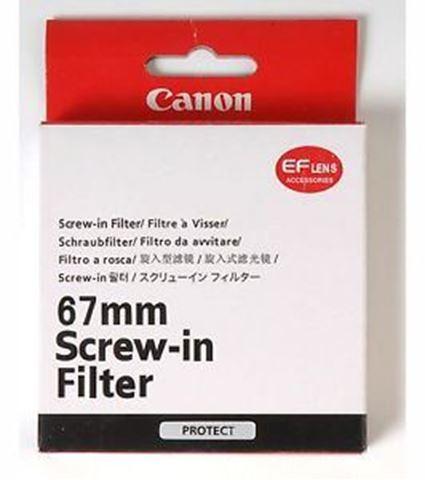 تصویر canon UV 67mm