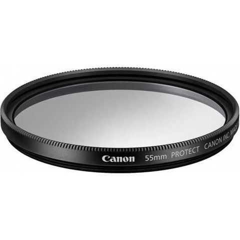 تصویر canon UV 55mm